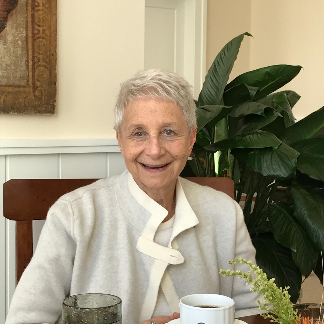 Zion's donor, Gail Elden